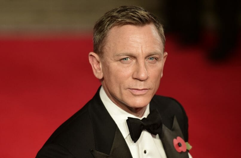 Who will be the next James Bond? Not Daniel Craig