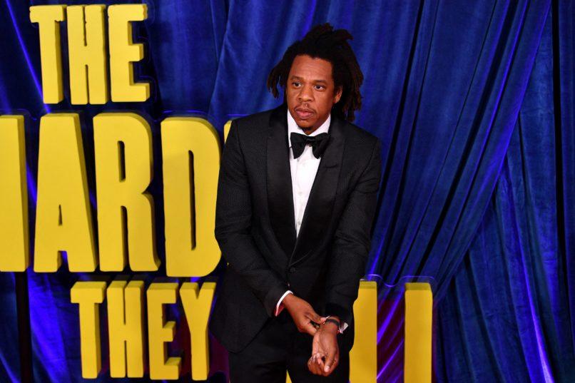 Jay-Z The Harder They Fall