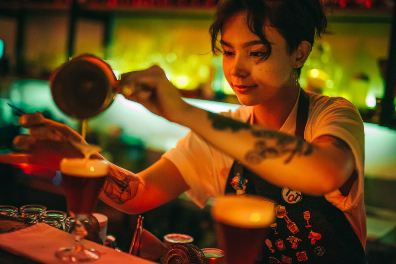 27 Questions: Tamaryn Cooper, Asia Today bartender, and all-round firecracker