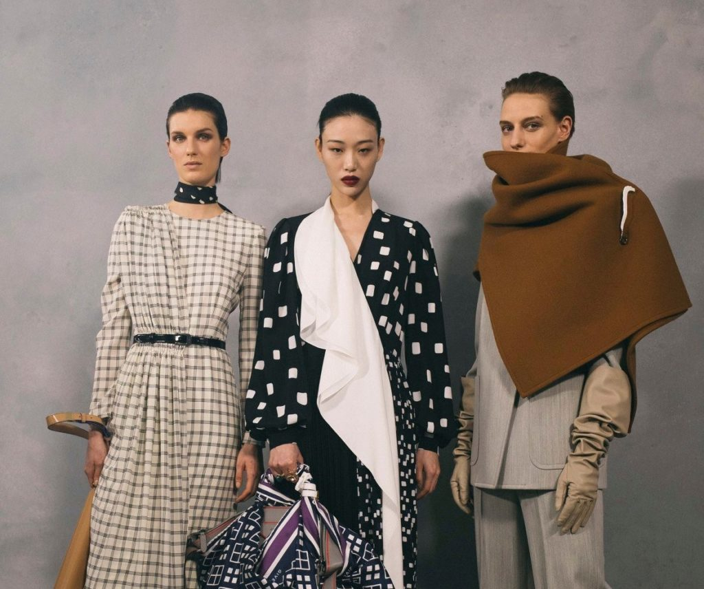 Winter fashion: how and why beige is the new black