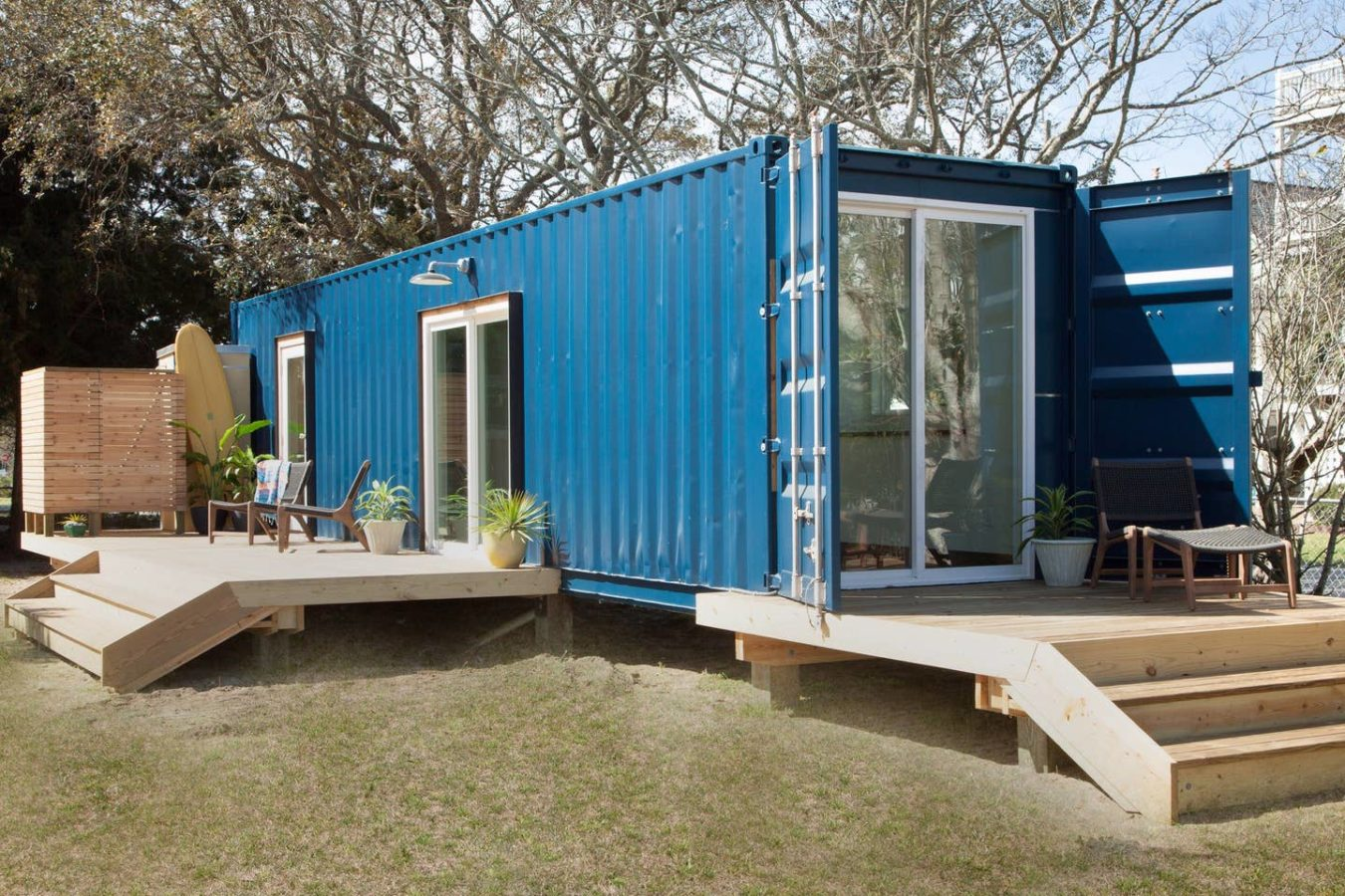 5 classic blue Airbnbs to check out with Pantone's Colour of the Year in mind