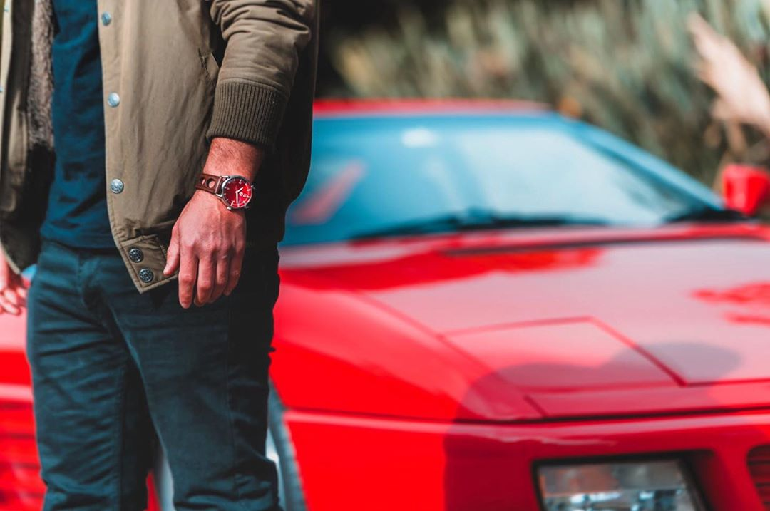 Fuoriserie Co brings wrecked supercars back to life through its timepieces