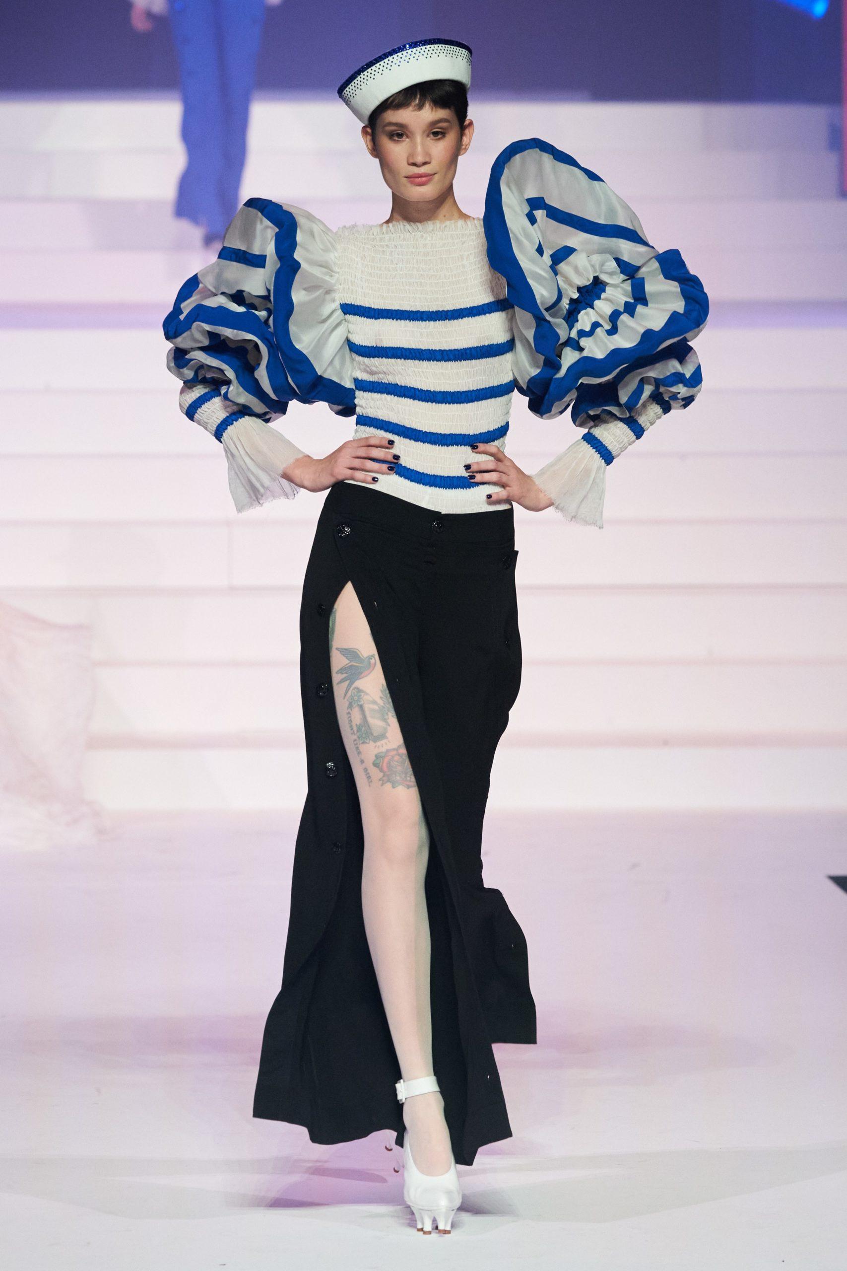 Jean-Paul Gaultier SS20 Haute Couture (Photo credit: Jean-Paul Gaultier)