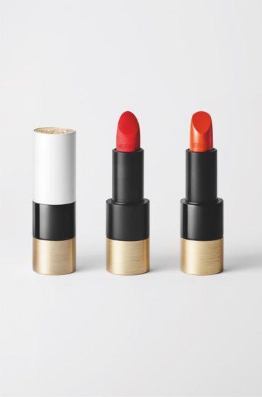 Hermes Beauty lipsticks