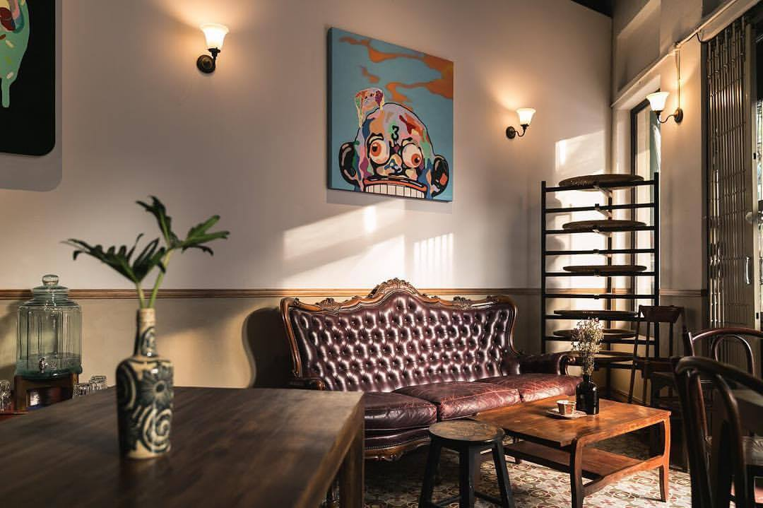 5 charming boutique hotels check out in Bangkok's Old Town