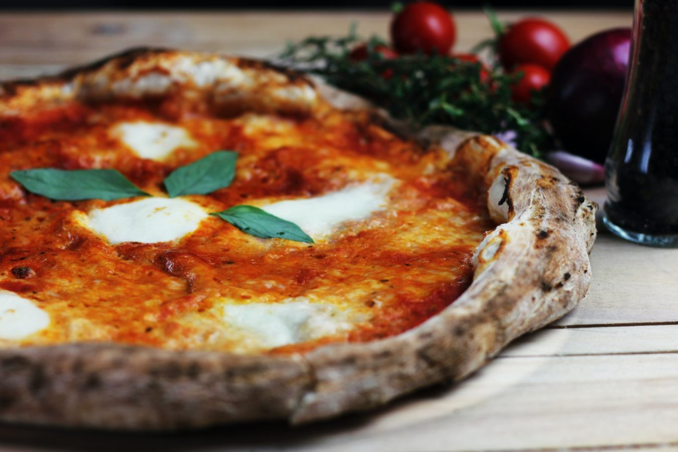 Pizzas are always a good idea, so have these delivered to you today