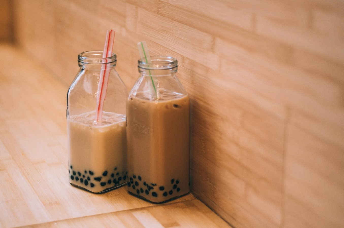 Make a healthy version of your own bubble tea at home with this recipe