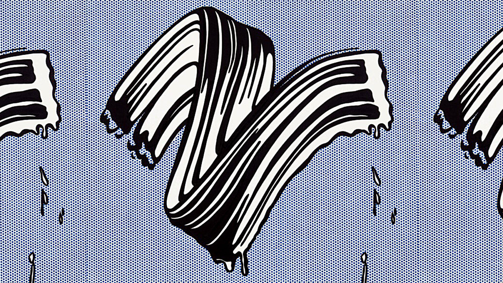Roy Lichtenstein's Brushstroke might fetch up to RM130 mil. at Sotheby's