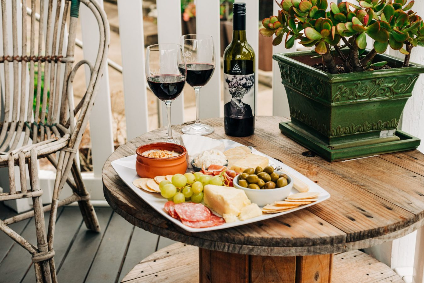 Where to order cheese platters and grazing tables for your social distancing party