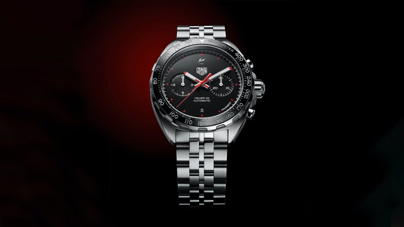 Tag Heuer races through with a Fragment collaboration