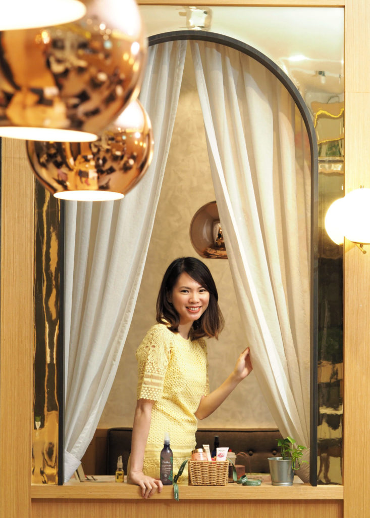 Choo Mei Sze started going organic upon discovering she had colorectal cancer at the age of 27.