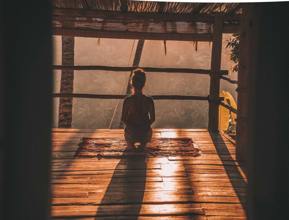 How to begin your meditation journey at home