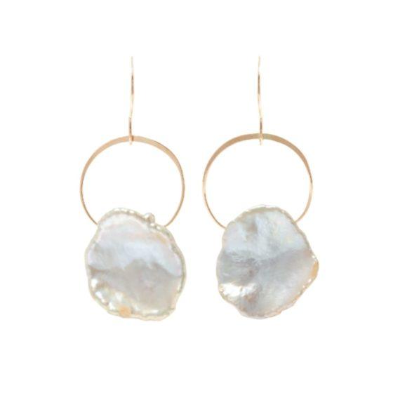 Melissa Joy Manning earrings