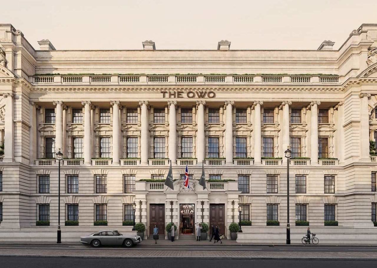 All we know about the first Raffles Hotel opening in London