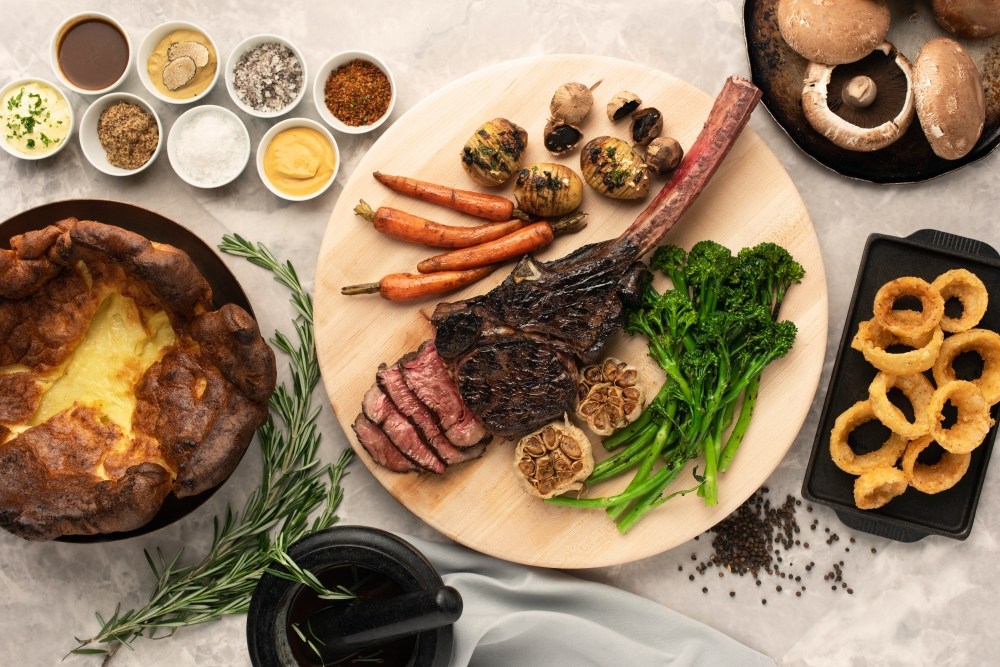 Four Seasons KL combines gastronomy and theatre with a new menu at Curate