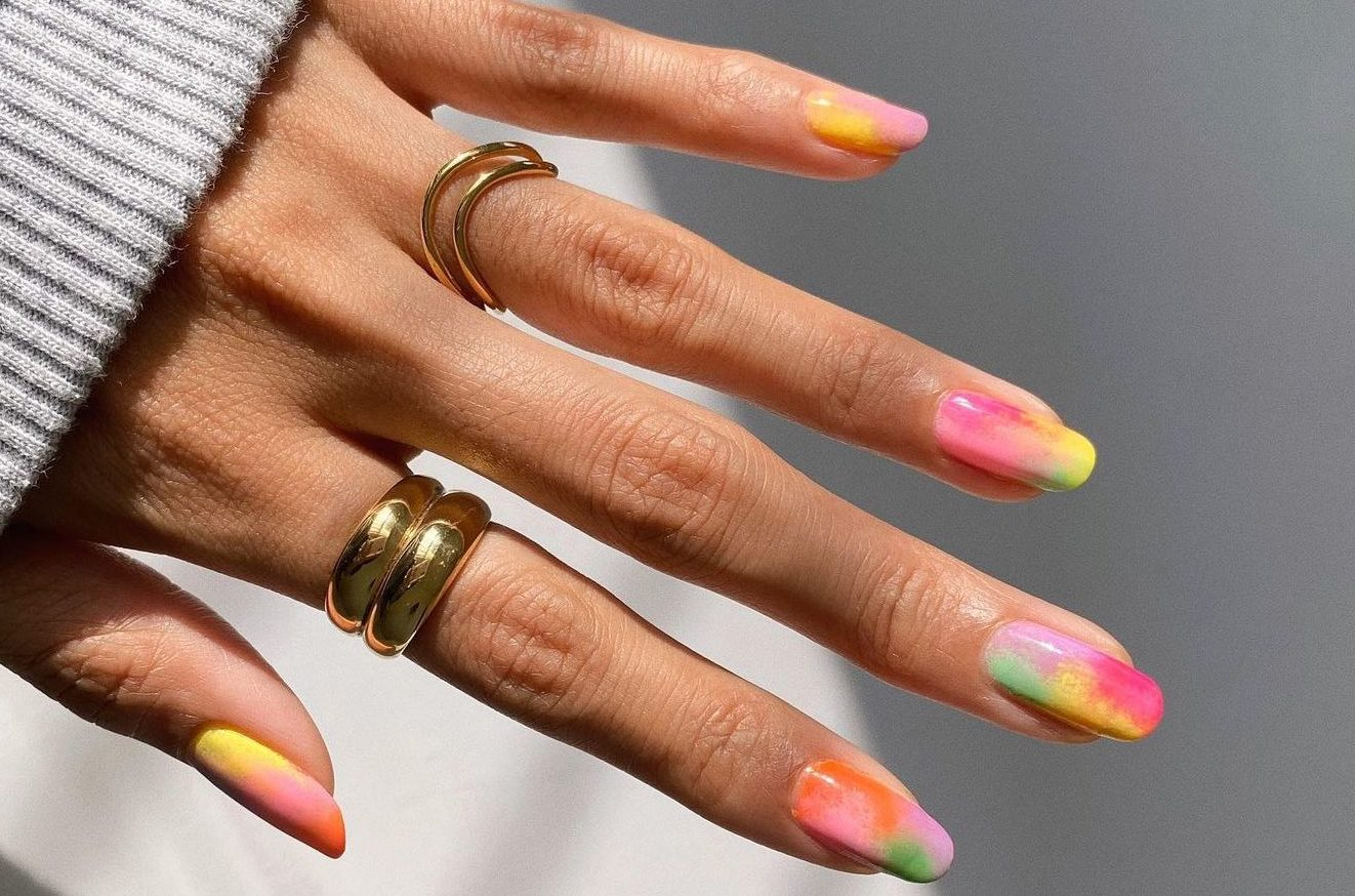 Out of ideas? These 10 nail art inspo will keep you busy in ...