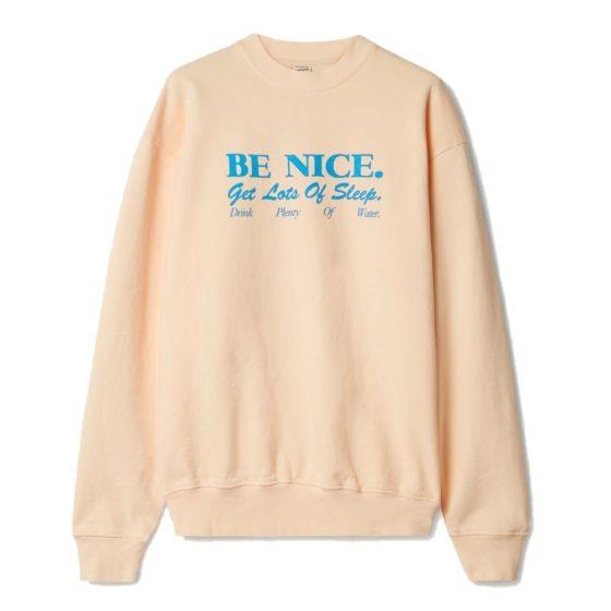 Sporty & Rich's slogan-print sweatshirt