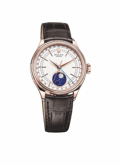 The Vintage Collector - Rolex Cellini Moonphase
