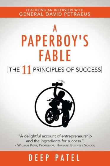A Paperboy's Fable by Deep Patel