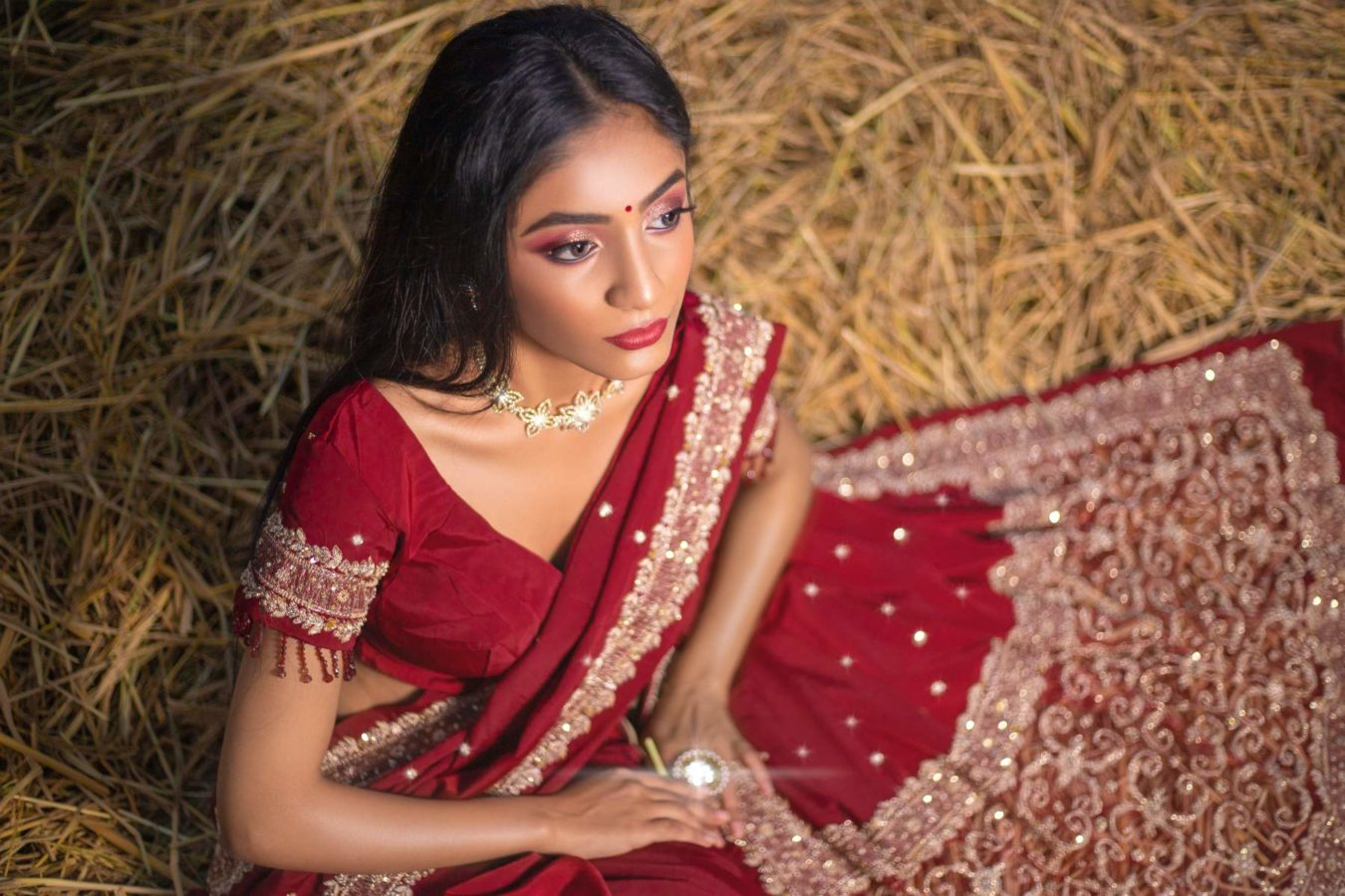 Master your sari draping skills with these handy tutorials