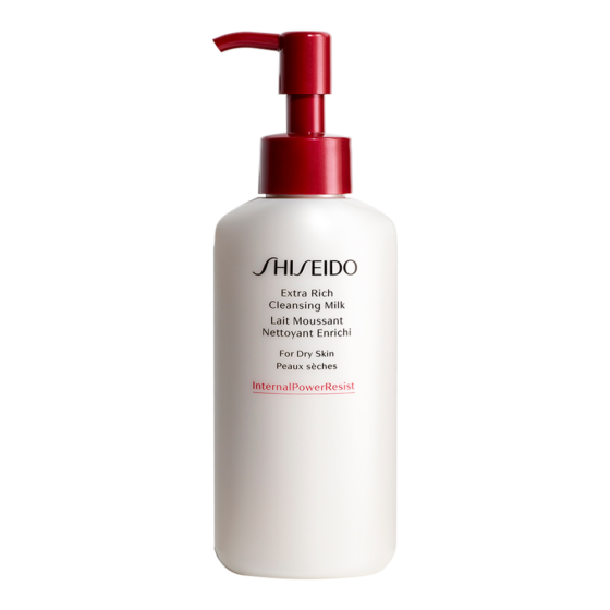 Shiseido Extra Rich Cleansing Milk