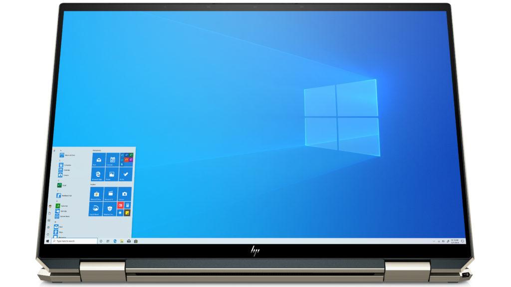 HP Spectre x360 powered by Intel Evo