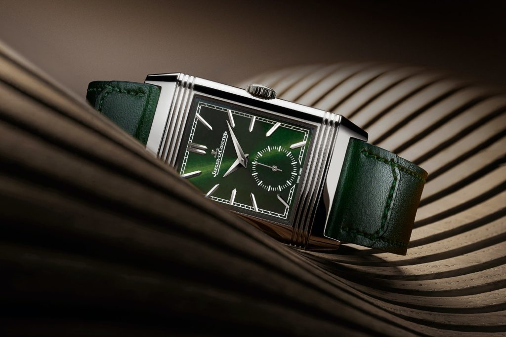 green-dial watches