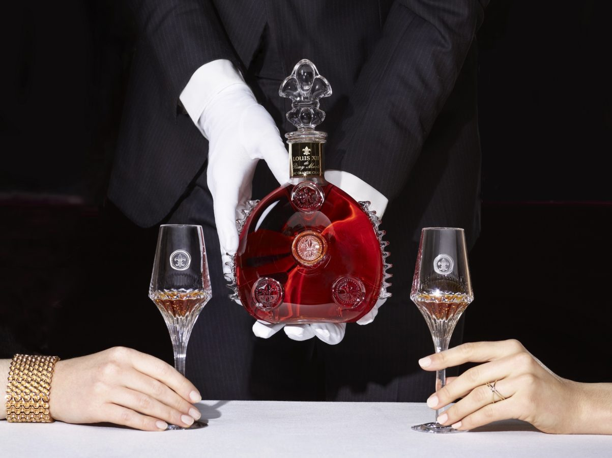 Comité Colbert features LOUIS XIII in French luxury WeChat Mini Program