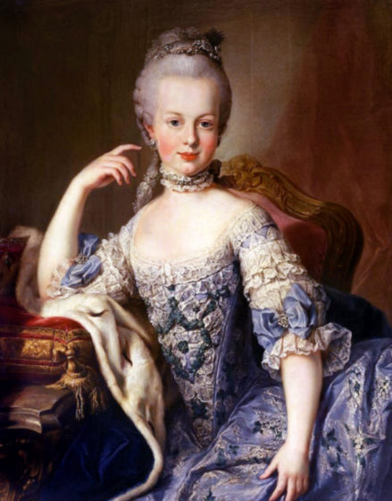 The taste of Marie-Antoinette: Fashion, Jewels and Precious Furniture