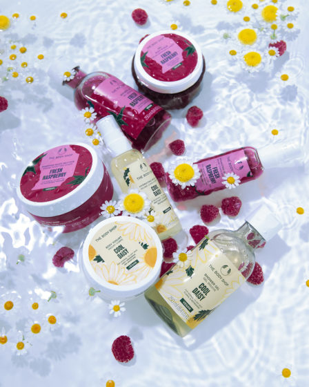 The Body Shop Summer Collection