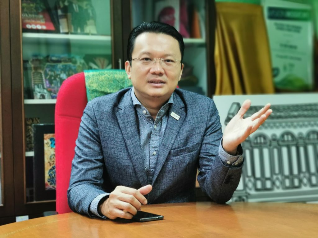 Penang State Executive Councillor for Tourism and Creative Economy YB Yeoh Soon Hin