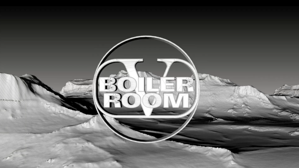 Tune in to the Valentino x Boiler Room series with Woo Won-Jae