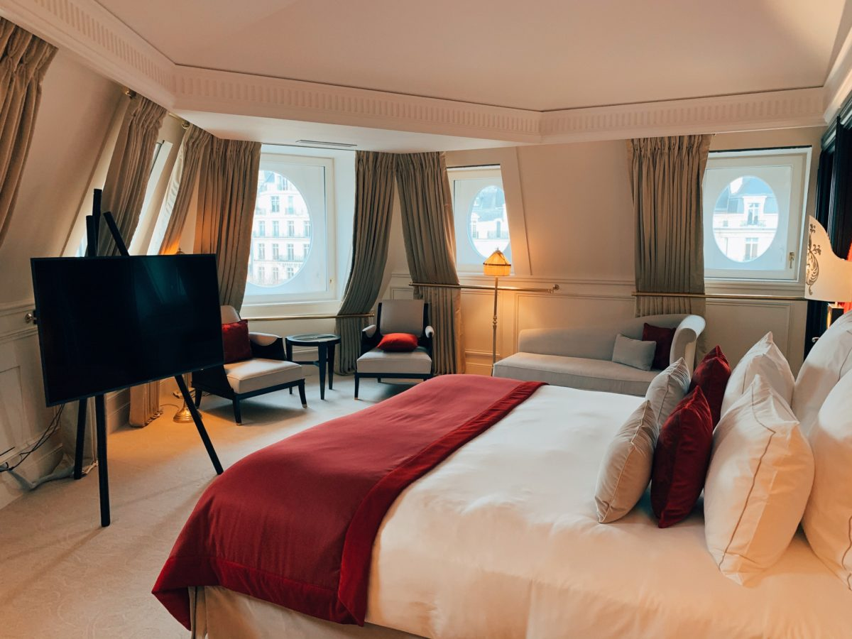 These pretty hotel rooms aren't boltholes, they are art galleries