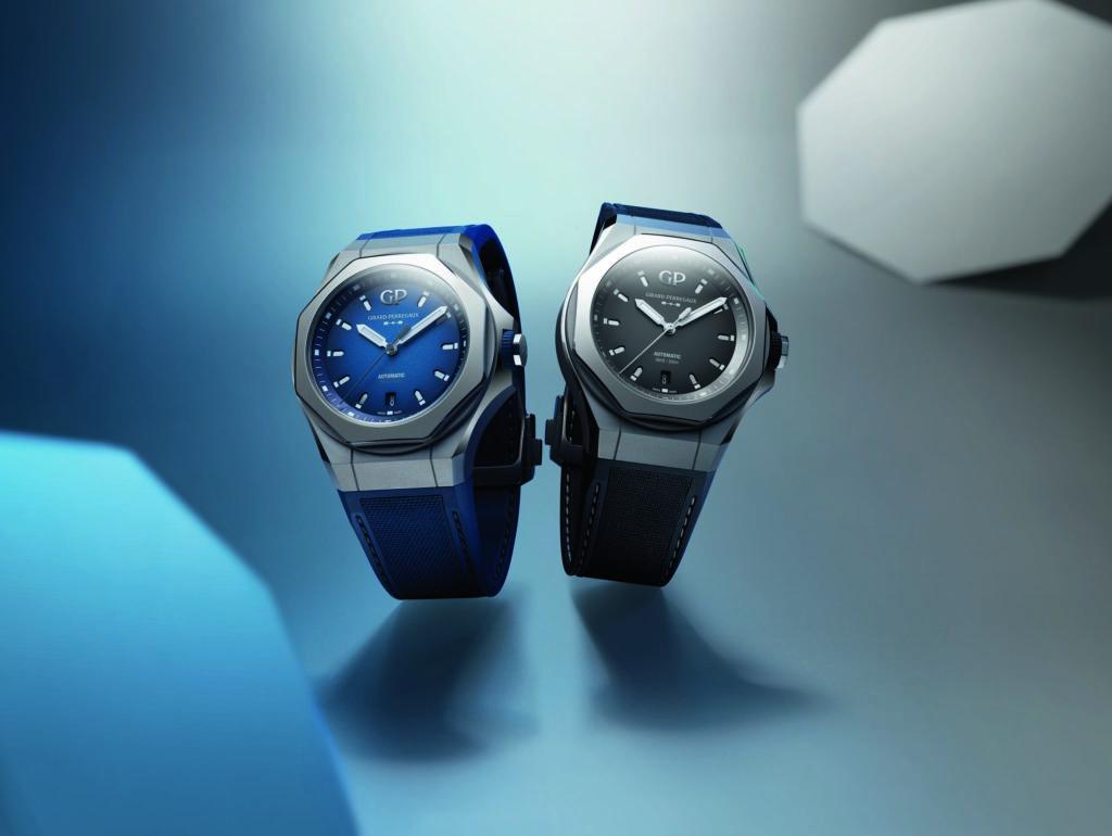 Girard-Perregaux Laureato Absolute Ti 230 watch