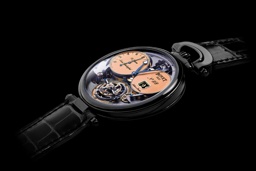 Bovet Virtuoso VIII Chapter Two Reimagined timepiece