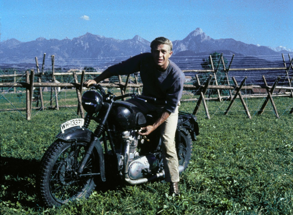 Unforgettable motorcycles in films
