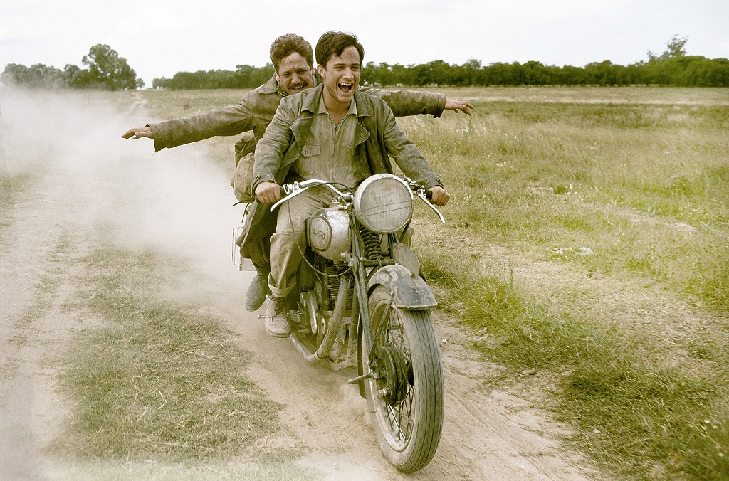 Norton Model 18 in The Motorcycle Diaries