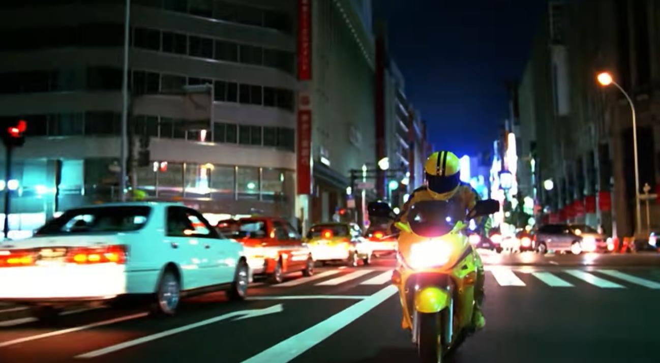 Motorcycles in film