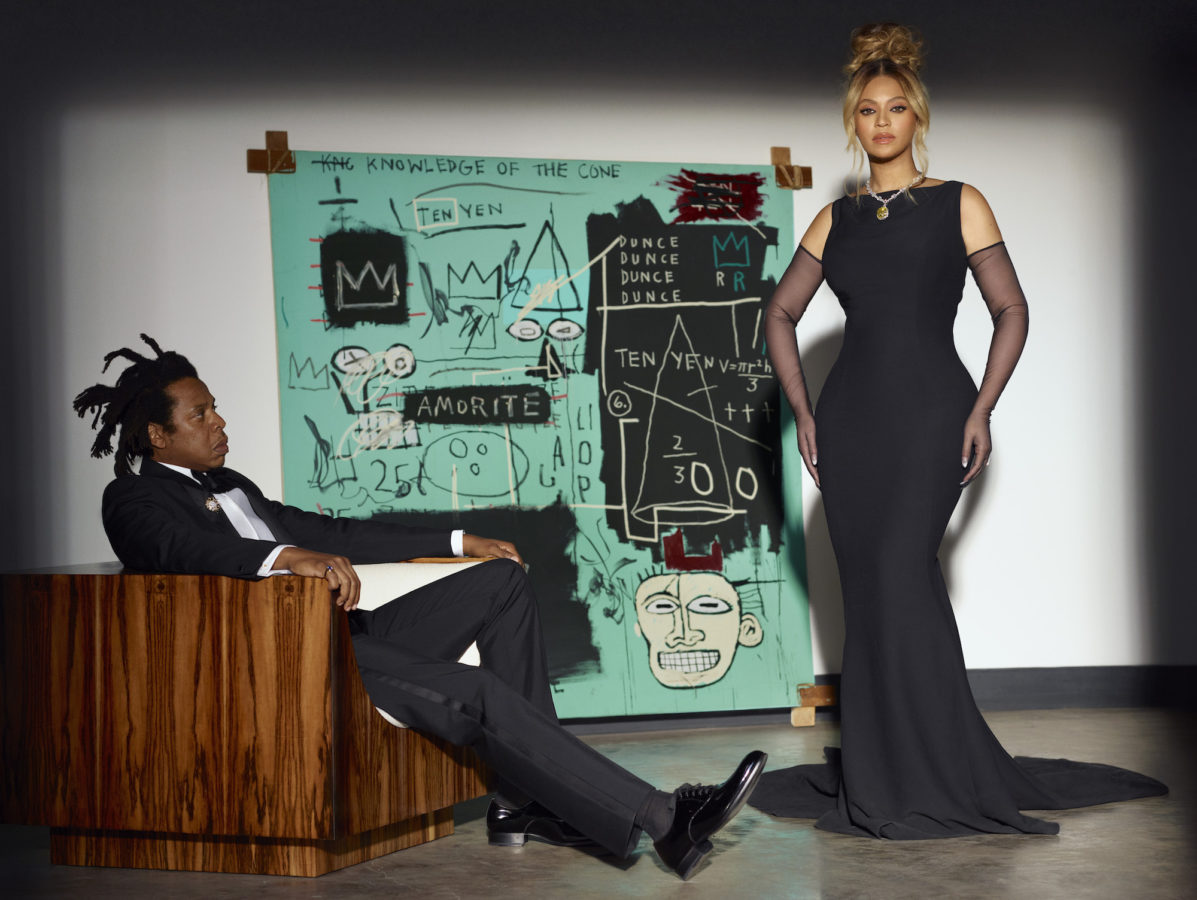 """Tiffany & Co introduces Beyoncé & Jay-Z in its latest """"About Love"""" campaign"""