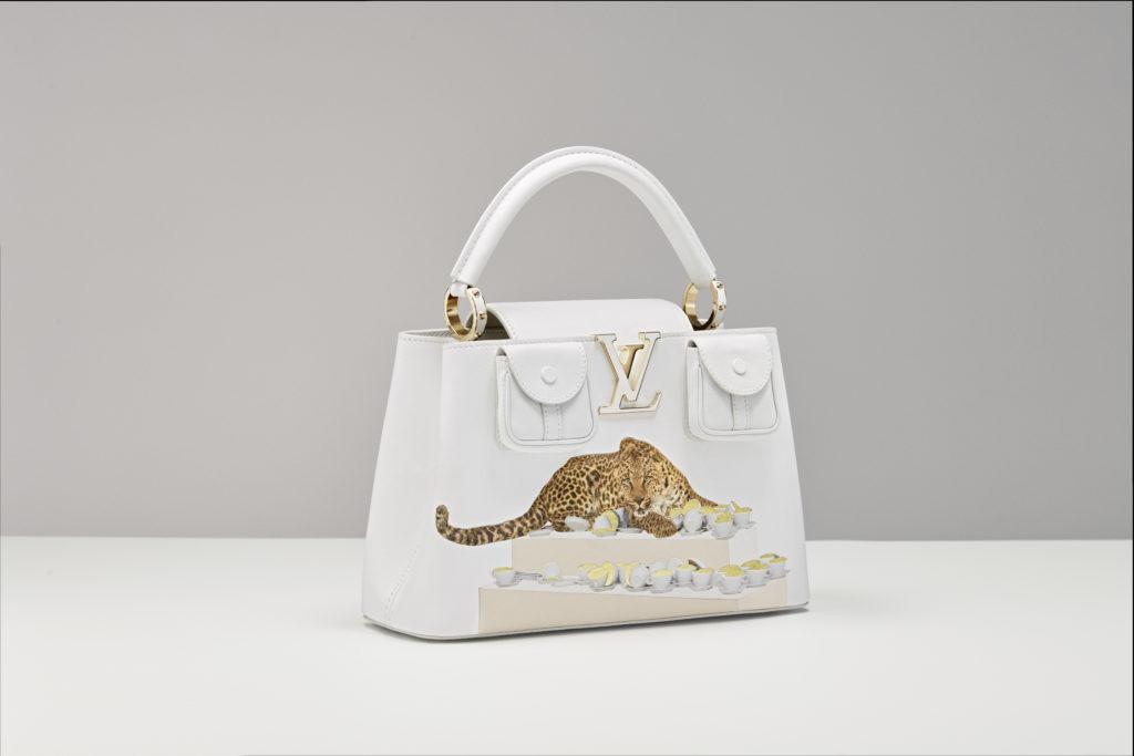 Louis Vuitton Artycapucines Paola Pivi