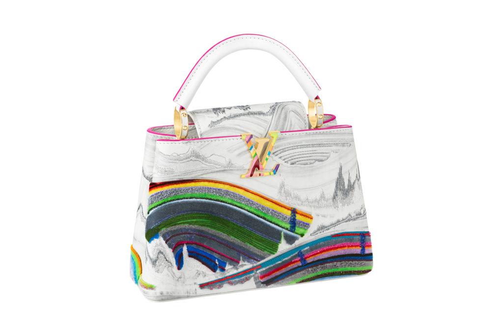 Louis Vuitton Artycapucines Huang Yuxing