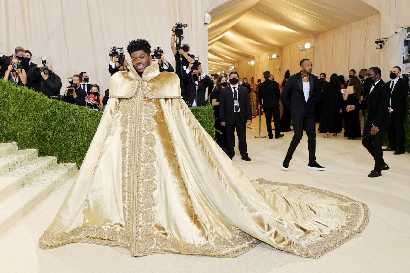 What TikTok influencers and Gen-Z stars wore to Met Gala 2021