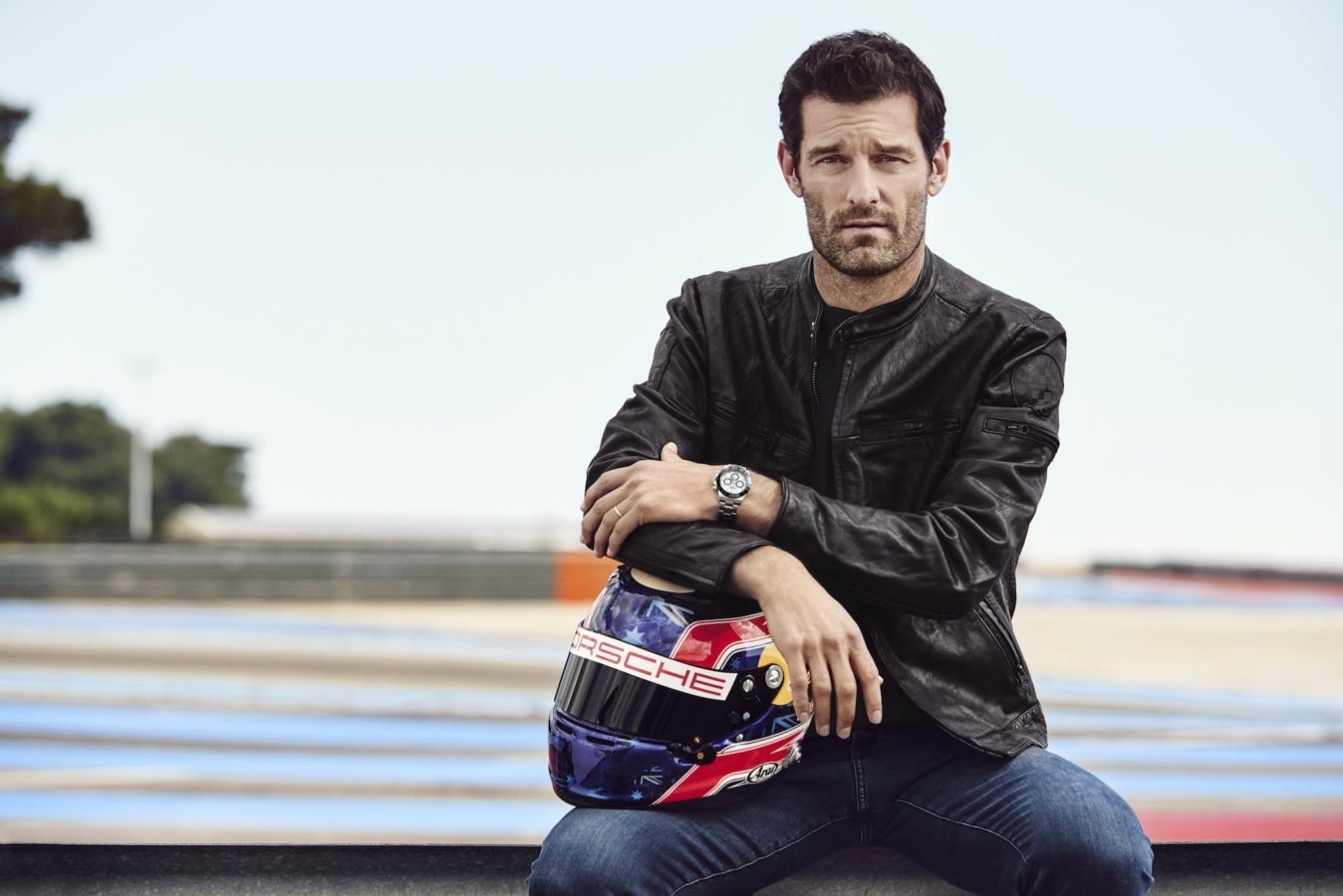 Q&A: Mark Webber reflects on the racy business of Formula One