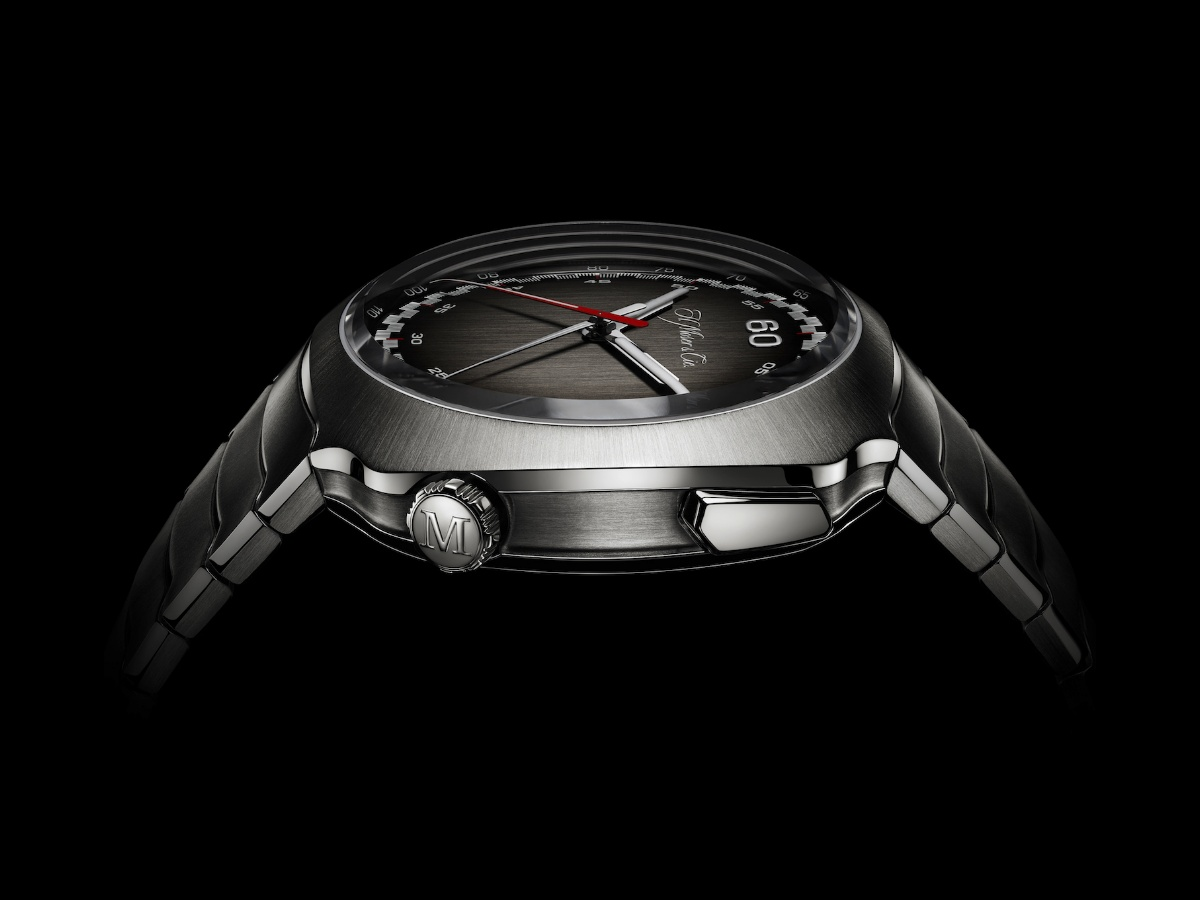 H. Moser & Cie enters 2020 with limited edition Streamliner Flyback Chronograph Automatic