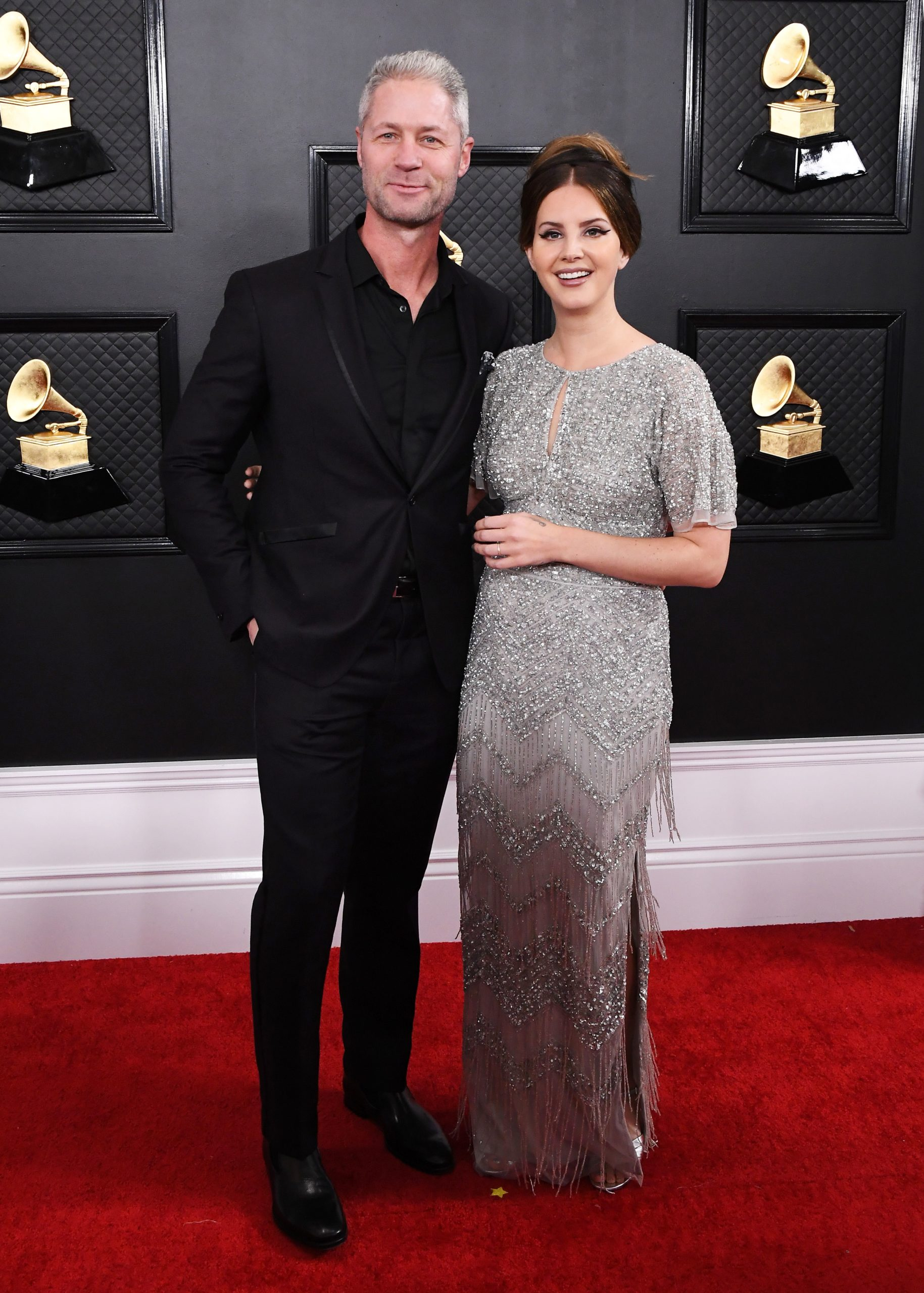 Lana Del Rey at the Grammys 2020 (Photo credit: Getty Images)