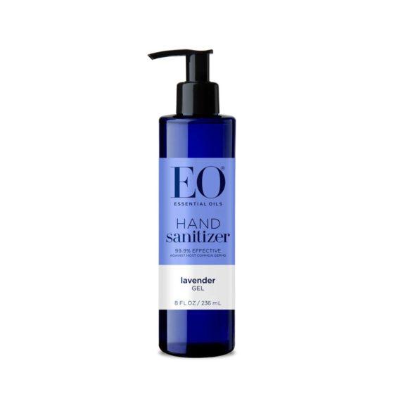 EO Botanical Hand Sanitiser Gel in French Lavender
