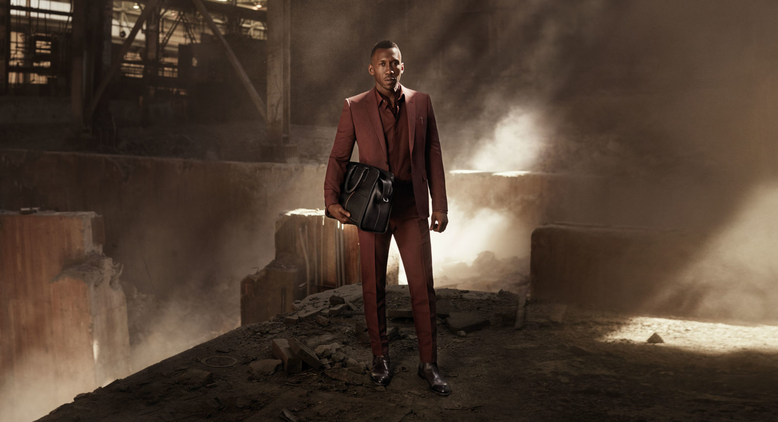 Zegna inspires men to live with purpose with #WhatMakesAMan