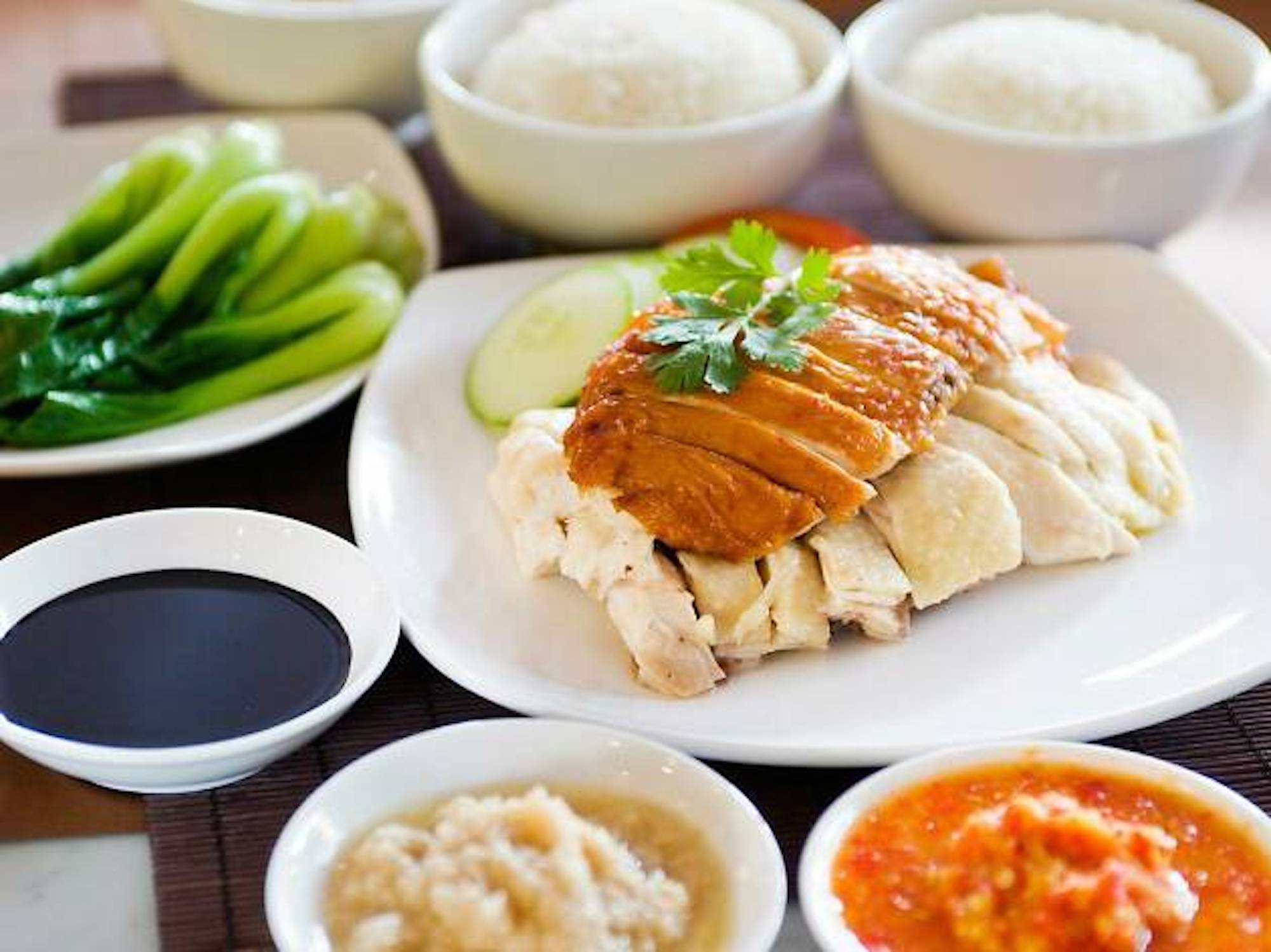 Where To Find The Best Chicken Rice In Singapore
