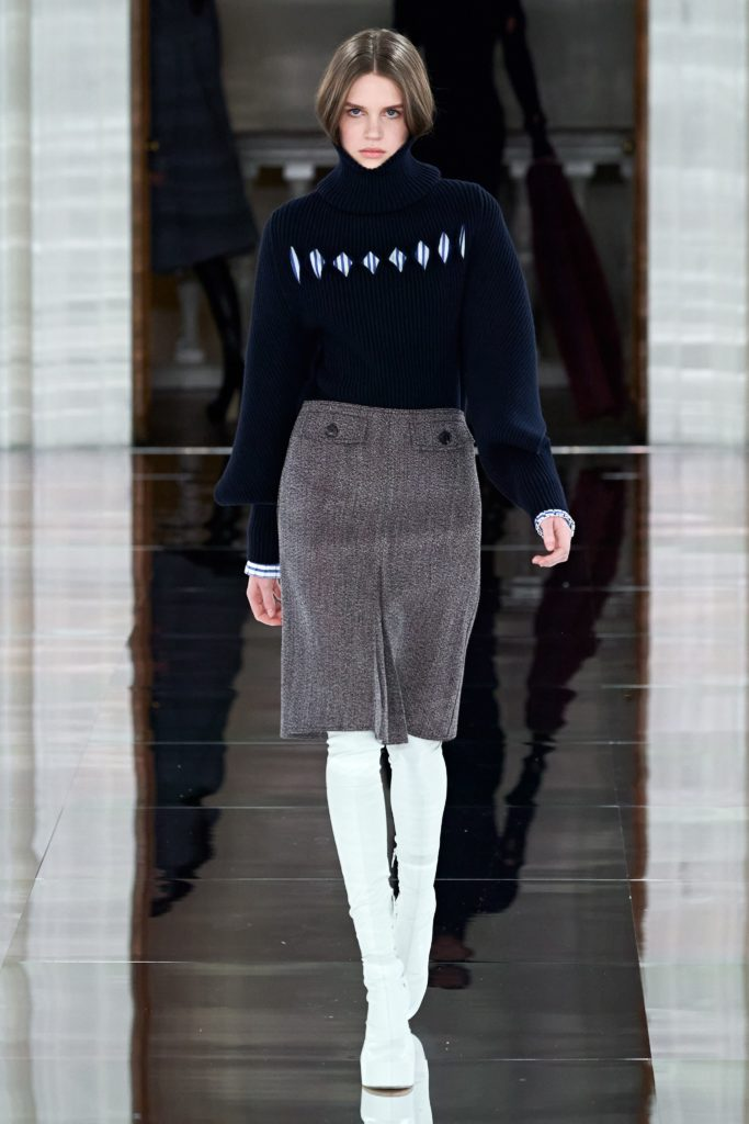 Victoria Beckham Fall/Winter 2020 (Photo credit: Victoria Beckham)