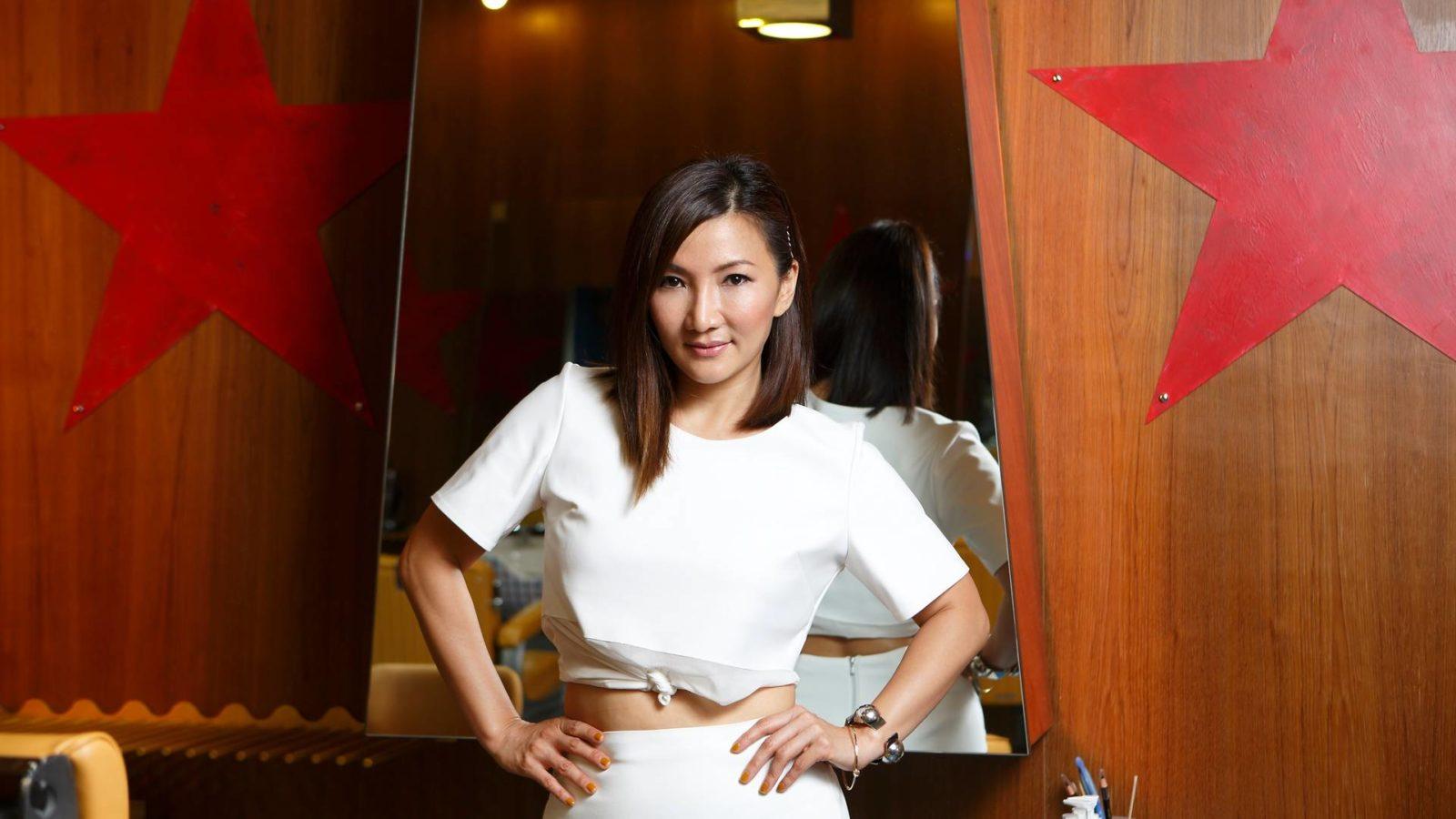 "Cynthia Chua: ""I like to pioneer new markets, whether it's a Brazilian wax or vulva masks."""